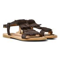 Bisgaard Sandals Taupe Taupe