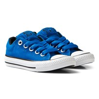 Converse Blue Chuck Taylor All Star Junior Trainers Soar/Black/White