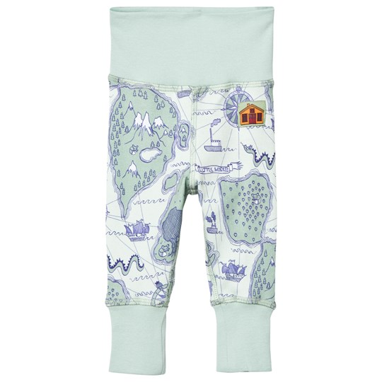 Modéerska Huset Baby Leggings Little World Little World