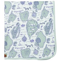 Modéerska Huset Baby Blanket Little World/Going for a Ride Little World/Going for a Ride