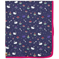 Modéerska Huset Baby Blanket The Swan Lake/Something Fishy The Swan Lake/Something Fishy