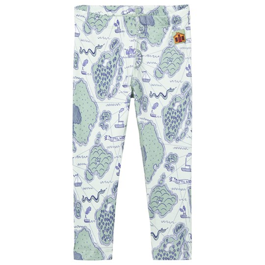 Modéerska Huset Leggings Little World Little World