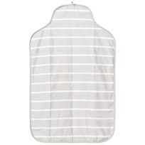 Geggamoja Changing Mat Grey mel/White Grey/White