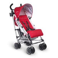 UPPAbaby G-LUXE Stroller Denny (Red) Rød