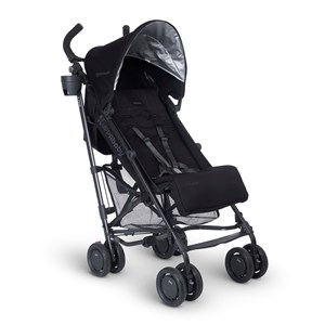 Image of UPPAbaby G-LUXE Stroller Jake (Black) - Graphite Frame (2743745131)