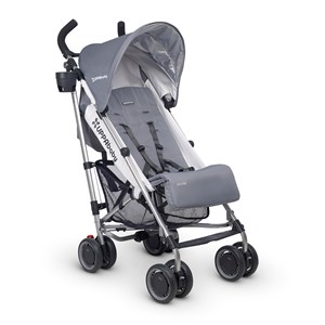 Image of UPPAbaby G-LUXE Stroller Pascal (Grey) (3125350709)