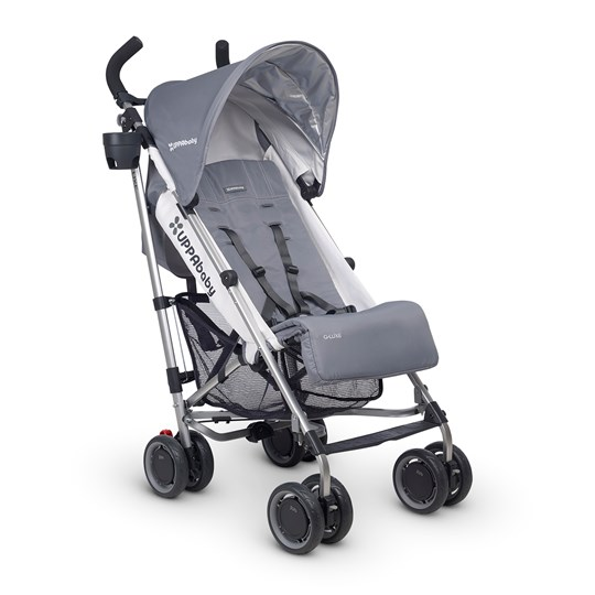 UPPAbaby G-LUXE Stroller Pascal (Grey) Black