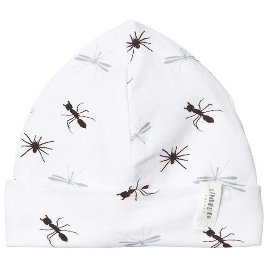 Lindberg Malm Hat Insect White