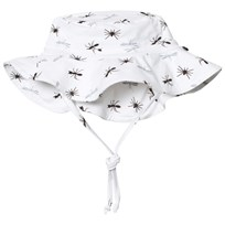 Lindberg Liljerum Hat Insect White