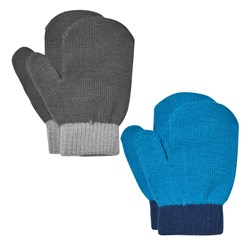 Lindberg Lanna Magic Mittens Black And Blue