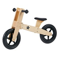 Kids Concept NEO Wooden Balance Bike Natural