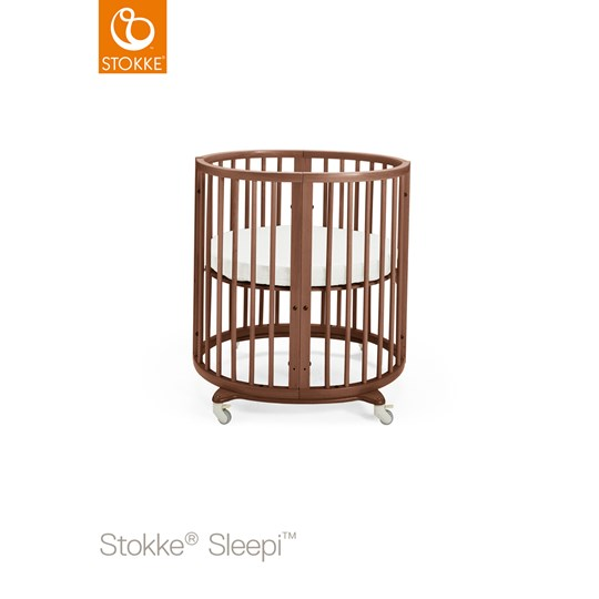 Stokke Sleepi Mini Walnut Brown Valnøtt