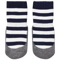 MP Terry Slipper Socks Dark Blue Dark Blue