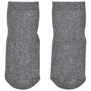 Image of MP Terry Slipper Socks Mid Grey 19-21 (9-12 mdr) (403924)
