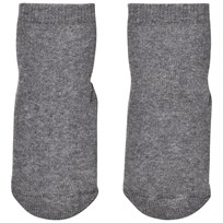 MP Terry Slipper Socks Mid Grey Mid Grey