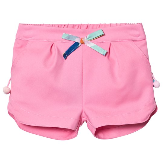 Andy & Evan Pink Pom Pom Shorts Pink