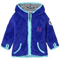 Nova Star Hooded Fleece Jacket Blue Blue