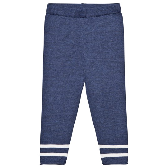 Lillelam Trousers Blue Stripes Blue