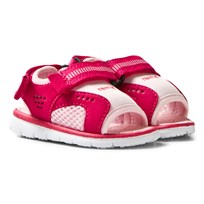 Reima Tippy Sandals Strawberry Red Strawberry red