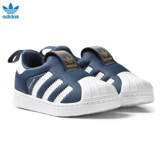 adidas Originals Superstar 360 Shoes Blue TECH INK