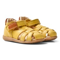 Kavat Rullsand EP Sandals Yellow Yellow