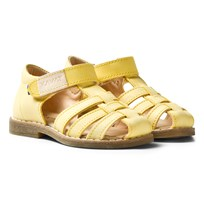 Kavat Forsvik EP Sandals Yellow Yellow