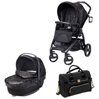 Young Versace Young Versace Stroller Black Multi