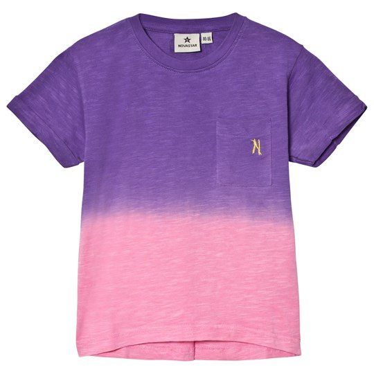 Nova Star Dip Dyed Tee Purple Purple