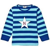 Nova Star Striped T Blue Blue