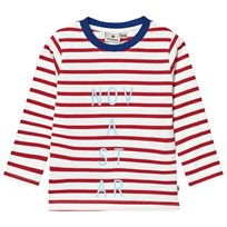 Nova Star Line T Offwhite/red Offwhite/red