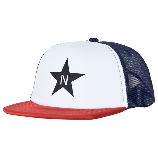 Nova Star Trucker Cap Urban Blue/Red Blue/red