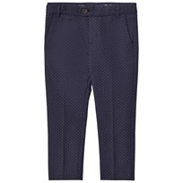 Mayoral Navy Jacquard Trousers 81