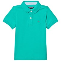 Tommy Hilfiger Green Classic Polo 379