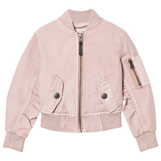 I Dig Denim Norton Jacket Pink Pink