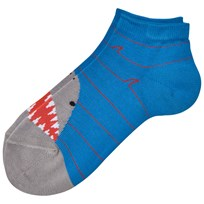 Falke Blue Shark Sneaker Socks 6160