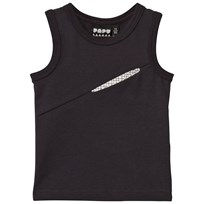 Papu Shrew Top Grey Black