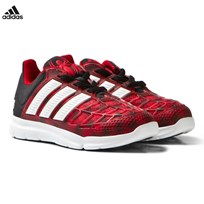 adidas Marvel Kids Spiderman Trainers SCARLET