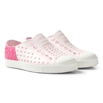Native Pink Mix Jeffeson Rubber Shoes 8428