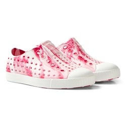 Native Pink Marble Jefferson Rubber Shoes