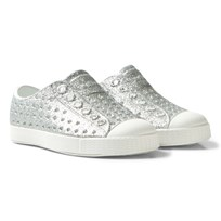 Native Silver Bling Jefferson Rubber Shoes 1245