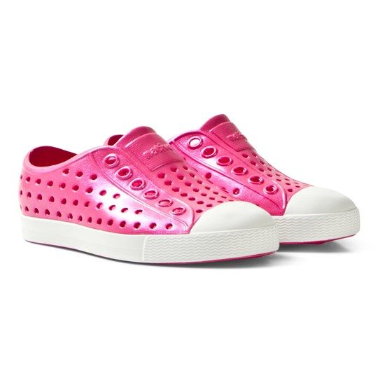 Native Pink Galaxy Jefferson Rubber Shoes 8418