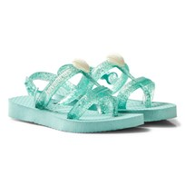 Havaianas Kids Joy Sandal Ice Blue Pink