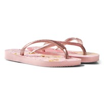 Havaianas Kids Slim Sleeping Beauty Sandal Pearl Pink Pearl Pink