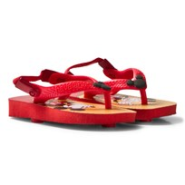 Havaianas Baby Disney Classics Sandal Red/Black RED/BLACK
