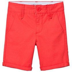 Cyrillus Red Chino Shorts