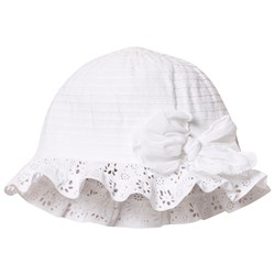 Grevi Tiered and Broderie Anglaise Solhatt