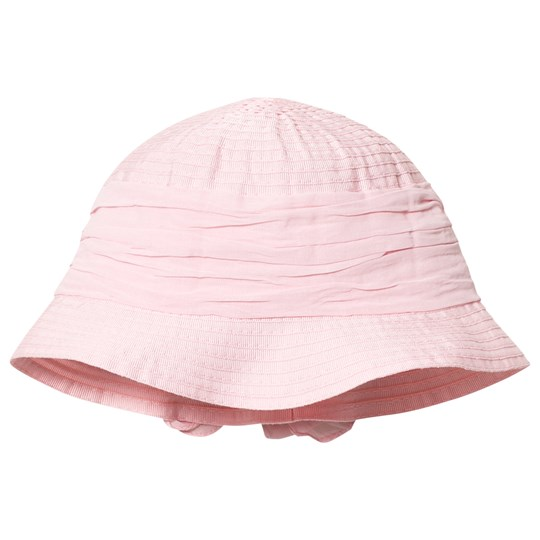 Grevi Pink Sun Hat with Bow 7214