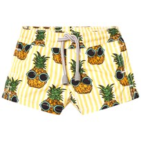 MC2 St Barth Lennon Pineapple Jean Trunks LIN9 LENNON