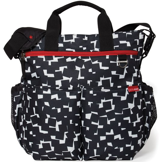 Skip Hop Duo Signature Diaper Bag Cubes Cubes