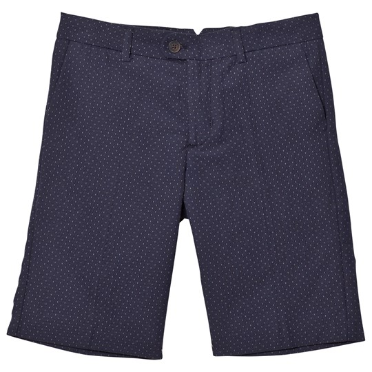 Mayoral Navy Jacquard Shorts 24